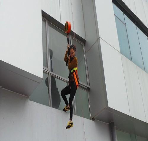 Ưu nhược điểm của thang dây thoát hiểm dạng dây