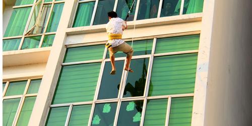 Thang dây thoát hiểm SEOHAN có gì khác biệt so với thang dây thường?