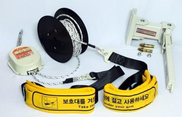 Tính năng cần biết của thang dây thoát hiểm Hàn Quốc
