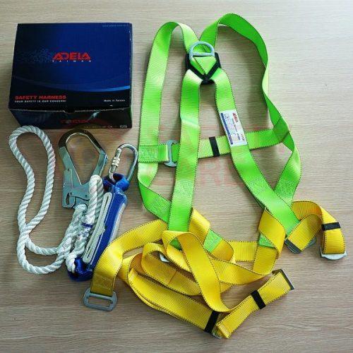 dây đai an toàn toàn thân adela