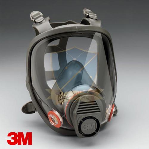 Giới thiệu mặt nạ phòng độc 3m 6800 2 phin lọc GIÁ RẺ tiêu chuẩn USA