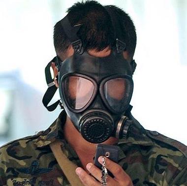 Cấu tạo mặt nạ phòng độc