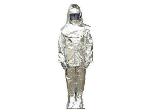 Quần áo chịu nhiệt 500 độ C
