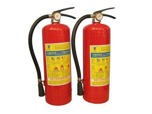 Bình chữa cháy ABC 4kg