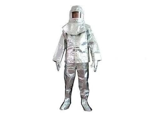 Quần áo chịu nhiệt 1000 độ C