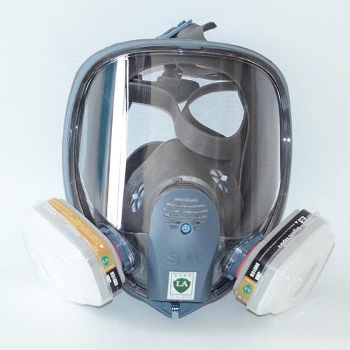 Mặt nạ phòng độc thuốc trừ sâu